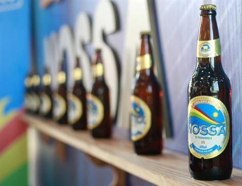 A Nossa cerveja, feita da mandioca do Araripe é sucesso e falta nos mercados