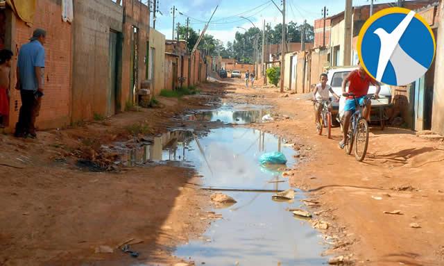 Falta de saneamento básico afeta saúde da população em Pernambuco