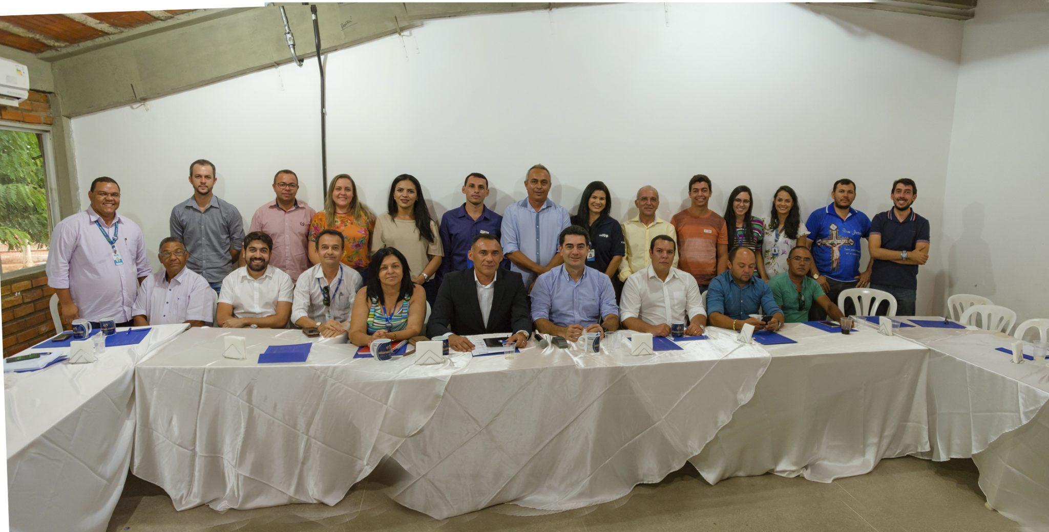 Reunião do Conselho Empresarial da FIEPE recebe o prefeito de Araripina, Raimundo Pimentel