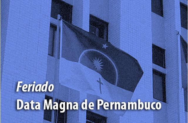 Data Magna: Quarta-feira de cinzas será feriado em Pernambuco