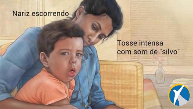Casos confirmados de coqueluche sobem 85,7% em Pernambuco