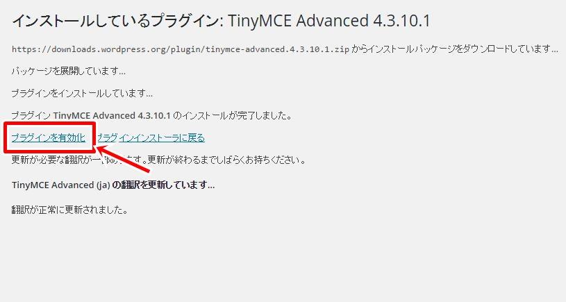 TinyMCE Advanced3