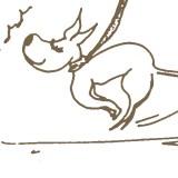 4コマ漫画「走る。」一番大好きなこと。