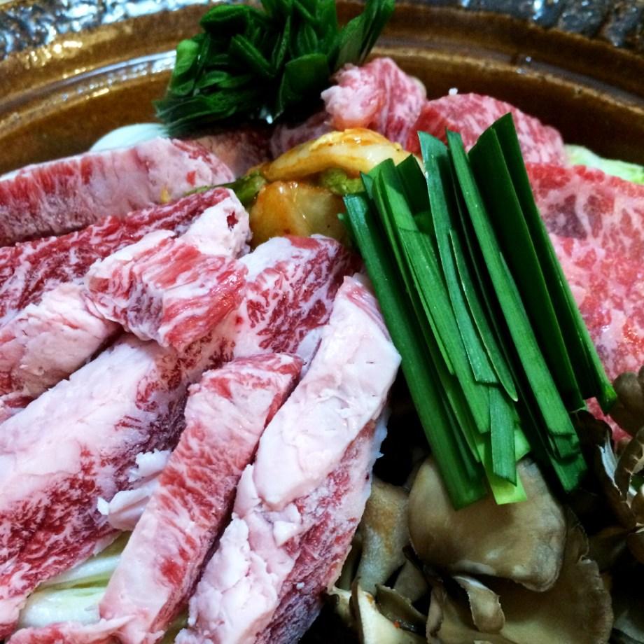 「淡路島チゲ鍋」淡路ビーフと、淡路島産玉ねぎで栄養満点!