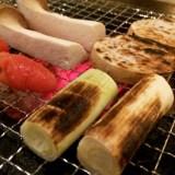 「淡路島グルメ」野菜、鶏、魚を七輪で食す。飲み過ぎ注意!@炙りBARあるこっこ