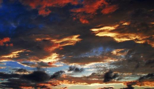 【淡路島サンセット】綺麗な夕焼けを見るなら1時間前からスタンバイしましょう