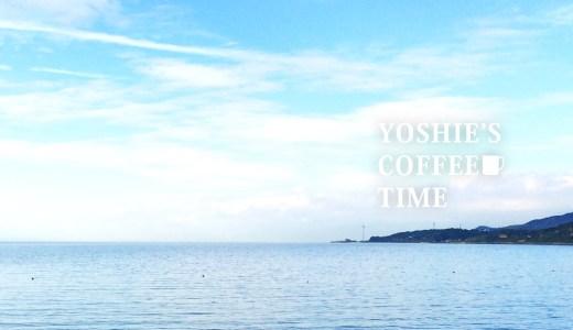 【淡路島FBI】犬と一緒に、砂浜散歩したり、ビーチ眺めながらカフェ時間