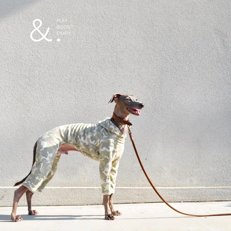 2016 秋冬新作犬服「&.」あなたと、変わる。|無地×いろいろ選べる裏地「2WAYカスタマイズ可能」