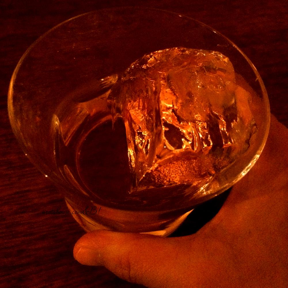 冬は、ウイスキーが旨い。