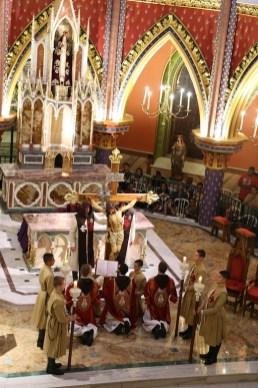 Sexta-feira - Celebração da Paixão do Senhor - Arautos do Evangelho - (17)