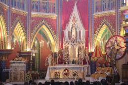 Vigília Pascal - Arautos do Evangelho - Basílica N. Sra. do Rosário de Fátima (21)