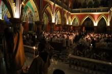 Vigília Pascal - Arautos do Evangelho - Basílica N. Sra. do Rosário de Fátima (8)