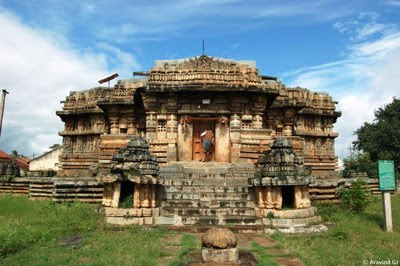 Hoysala Temples at Haranahalli