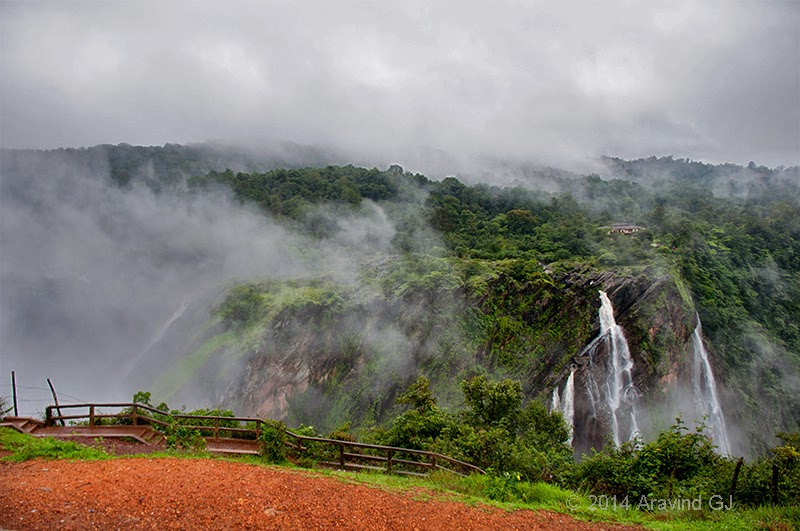 """When there was no """"falls"""" in Jogfalls"""