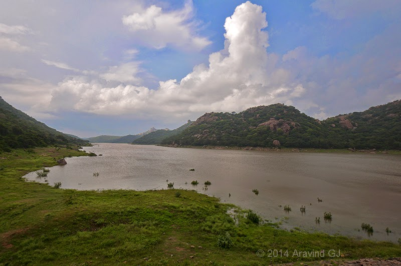 Panchapalli dam – A little know place near Bengaluru