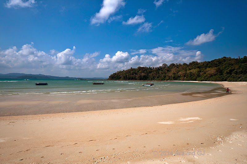 Ross & Smith island – The most beautiful place in Andaman