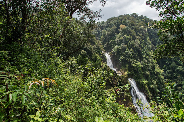 An exploratory trek to NGD waterfalls