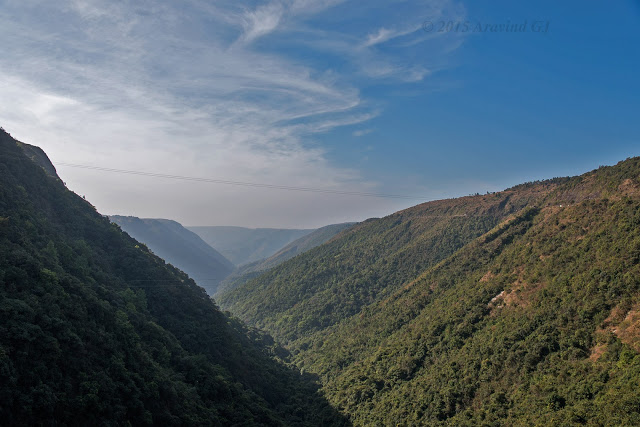 Places to visit in Cherrapunji