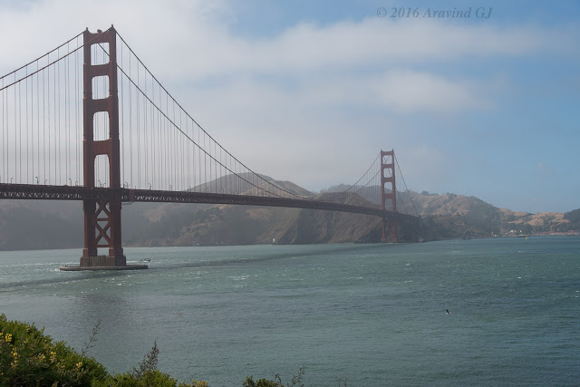 Few hours in Marin headlands, California