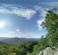 View from the top - courtesy Google Photo Sphere