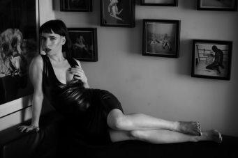 Italian Mistress in London