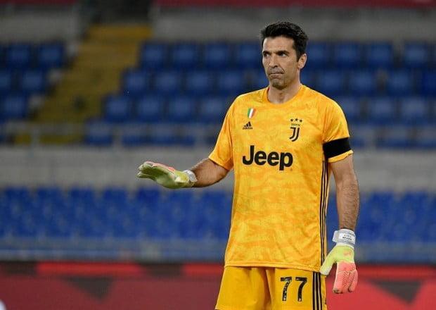 """Buffon """"Barselona""""dan imtina etdi 10 İyun 2021"""
