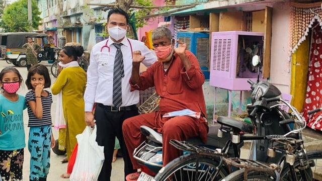 Hindistanda həkimlər yeni bir kampaniya başlatdılar 10 İyun 2021