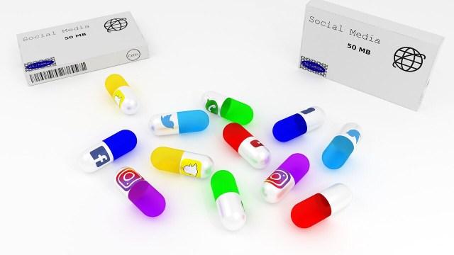 Botenstoffe in den Medikamenten