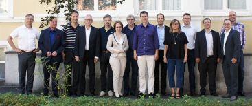 """AfM-Arbeitskreis """"B-to-B-Marketing / Vertrieb"""": Teilnehmer der 2. Arbeitssitzung an FHWS Würzburg"""