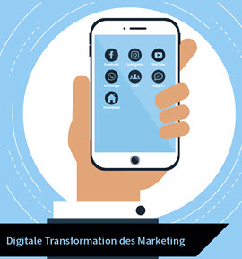Digitale Transformation des Marketing – Neue Ausgabe PraxisWissen Marketing erschienen