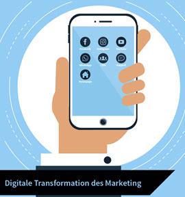 Digitale Transformation des Marketing – Neue Ausgabe PraxisWissen Marketing erschienen
