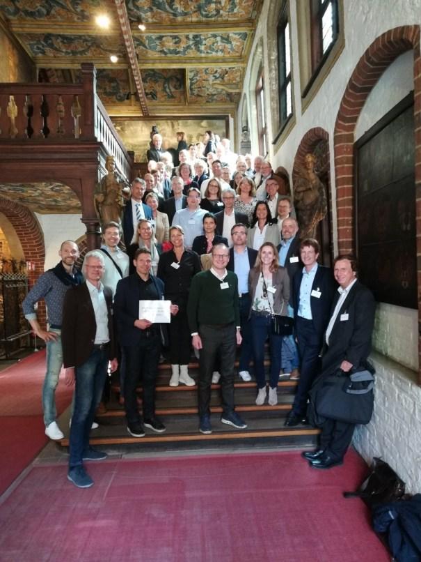 Gruppenbild AfM Tagung 2019 Lüneburg
