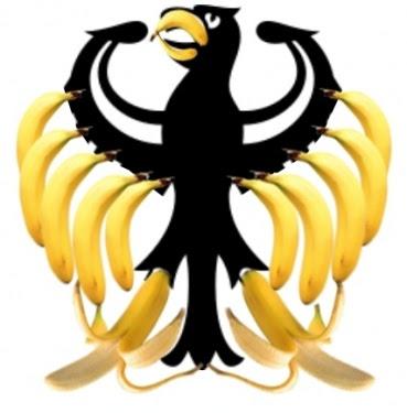 Wappen Bananenrepublik