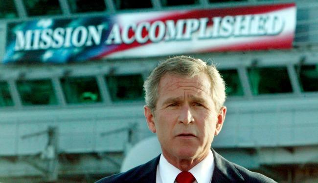 mission accomplished banner 23423423