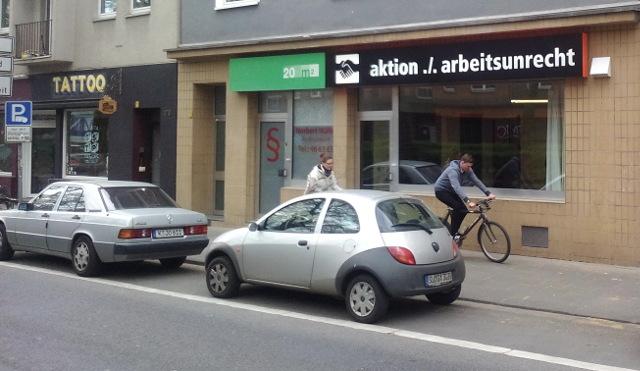 Arbeitsamt Köln Sülz
