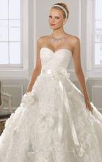 احدث فساتين زفاف - 2013 - 3
