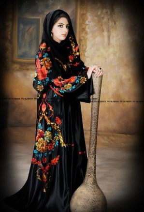 عبايات مناسبات نسائيه - 2013 - 2014 - 12