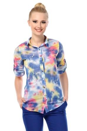 قمصان كاجوال حريمى صيف 2015, 2016 - 11