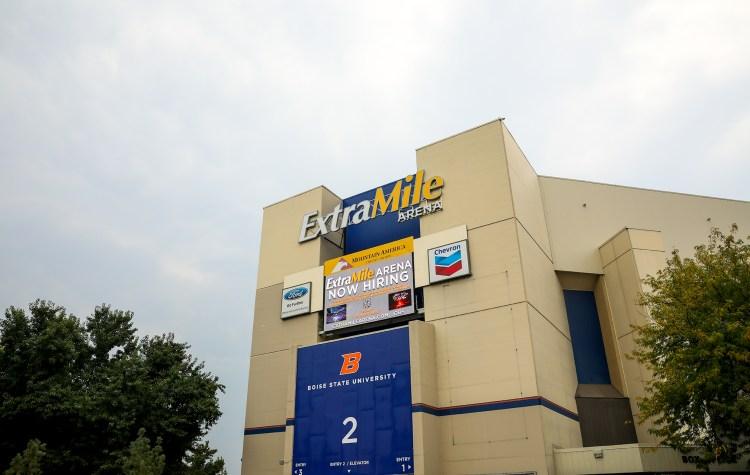 ExtraMile Arena, Boise State University