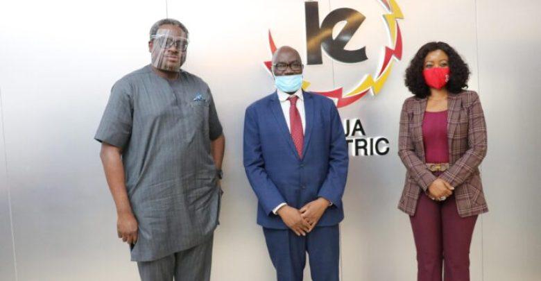 NERC chairman visits Ikeja Electric