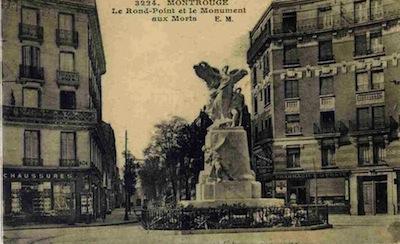 montrouge monument aux morts