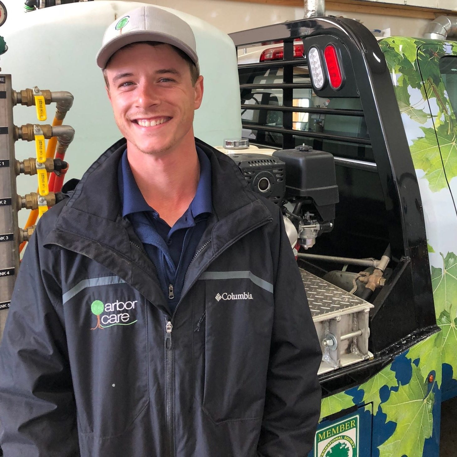 Terry Wooters - Assistant Plant Care Manager