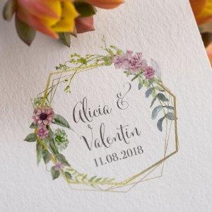 logo mariage Bohème
