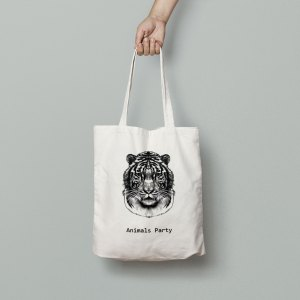 Totebag Safari