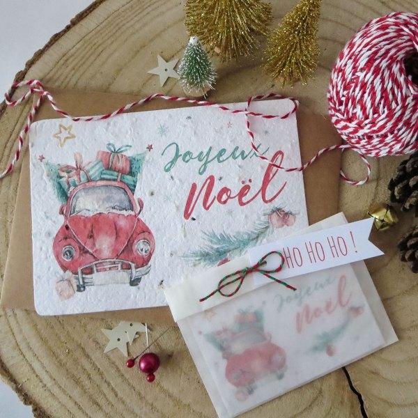 Carte de voeux - Joyeux Noël