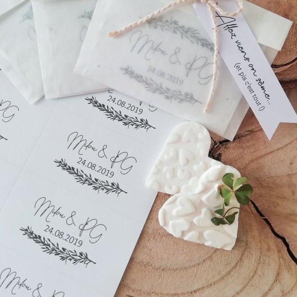 stickers mariage Brindille