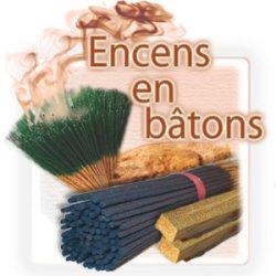 Encens en Bâtons