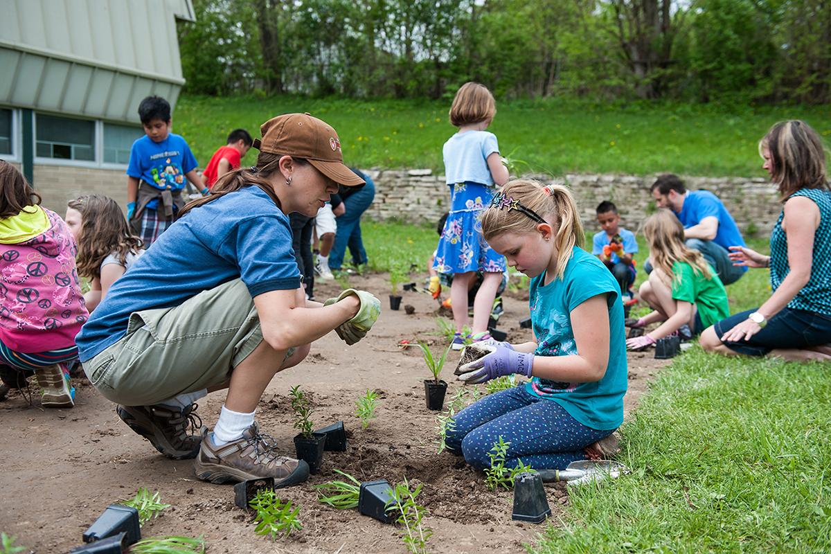 New Garden Friends School Summer Camp