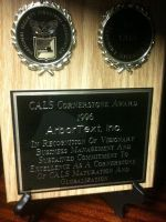 Award_Cals Cornerstorne_1996