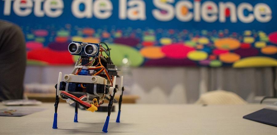 Fête de la science, venez chatboter à la Cité des sciences !